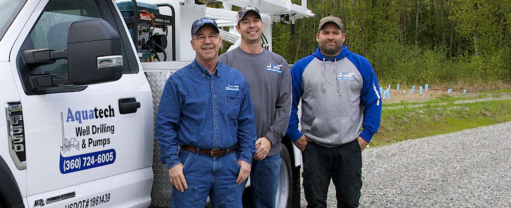 Snohomish Aquatech Well Drilling and Pumps - Everett, Bellingham